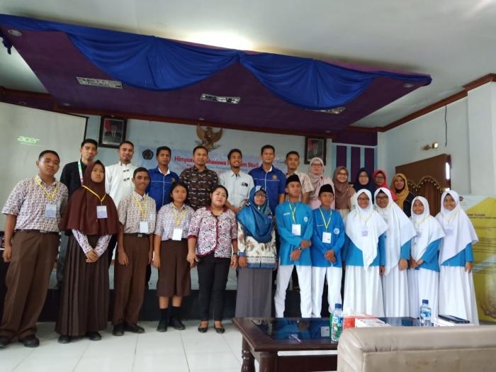 Skill and Smartness of Science 2019 (S3) Meningkatkan Kompetesi IPA di Tanah Papua